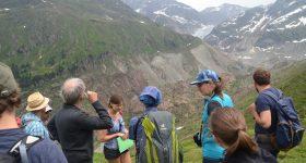 Erstes gemeinsames Geländetreffen im Kaunertal